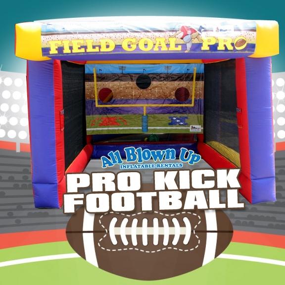 Pro Kick Football