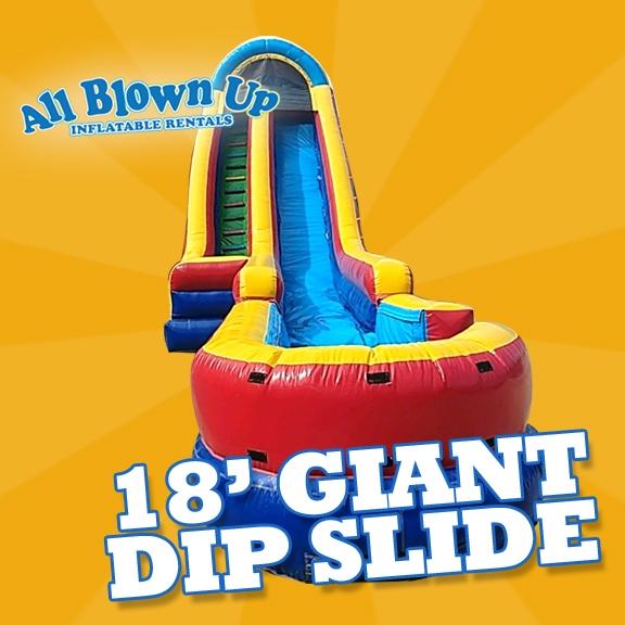 18' Giant Dip Slide