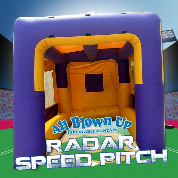 Radar Speed Pitch