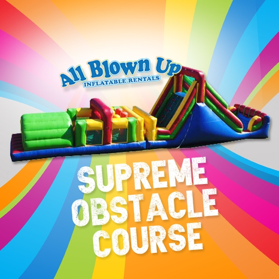 Supreme Obstacle Course