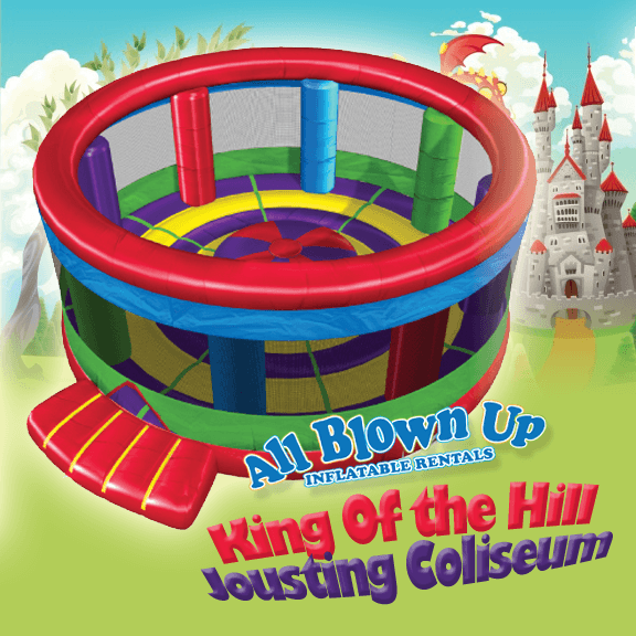 King of the Hill Jousting Coliseum