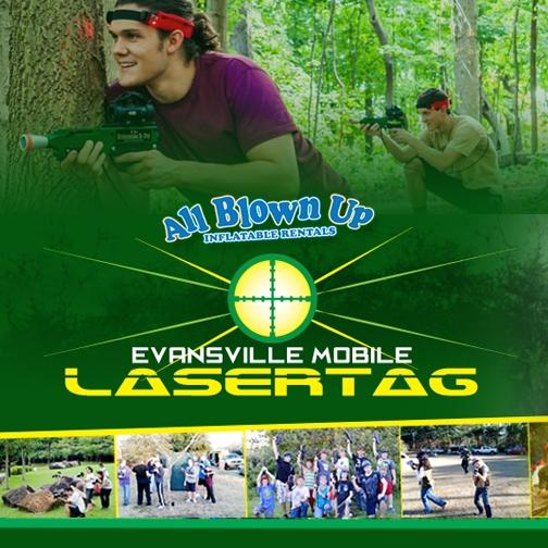 Evansville Laser Tag