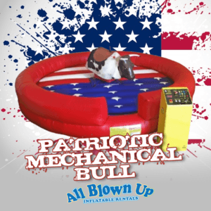 Evansville, Henderson, Owensboro, Newburgh Kids Birthday Party Mechanical Bull Rentals