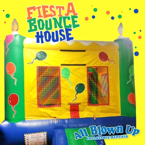 Birthday Party Places Evansville Owensboro Fiesta Bounce House