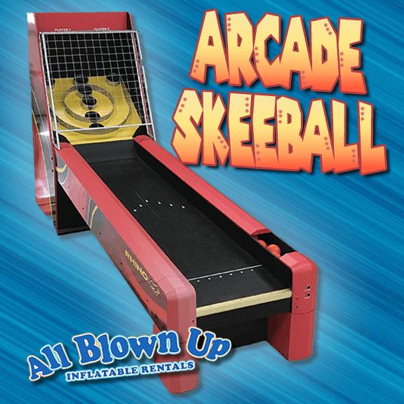 Skeeball, Arcade Skeeball, Skeeball rental