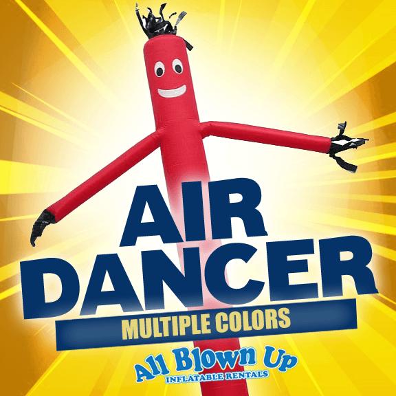 Air Dancers multiple colors