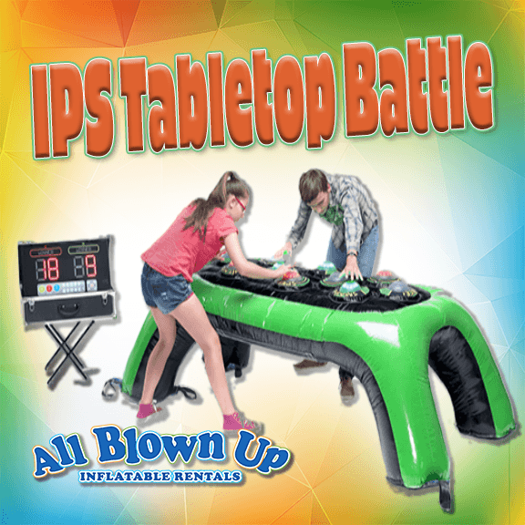 Interactive Play System Tabletop Battle