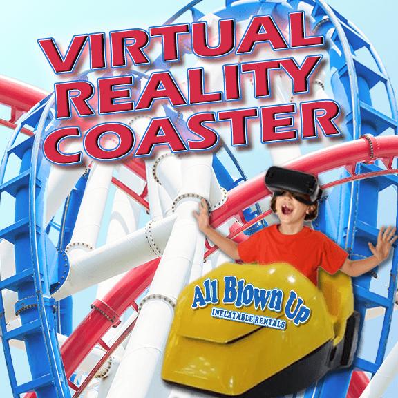Virtual Reality Coaster