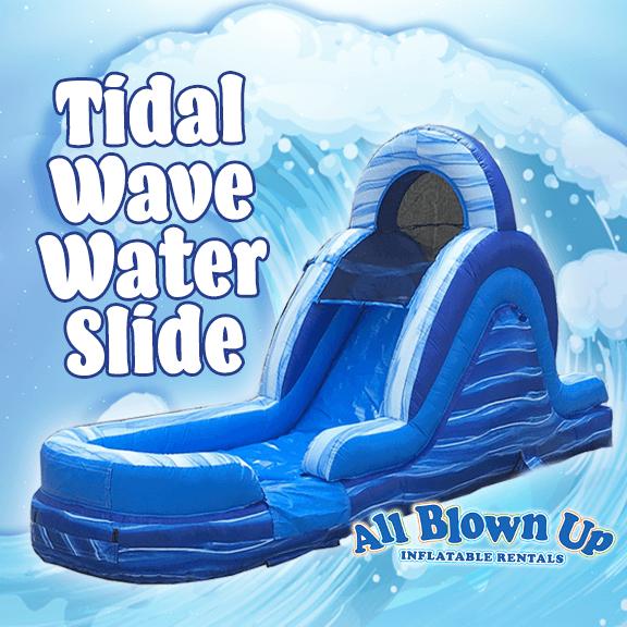 Tidal Wave Water Slide, summer fun, fun, wet fun, water fun, sunshine fun, water slide, slide, wet slide