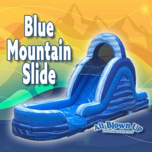 slide, blue mountain slide, slide fun, summer fun, indoor fun