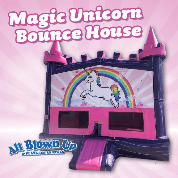 inflatable, brinka brinka, jump, castle, butterfly, flower, power, girls, pink, blue, purple, yellow, unicorn, queen, king, knight