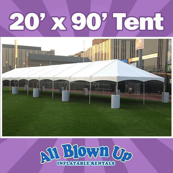 20x90 Tent, Rental Tent, Tent Rental