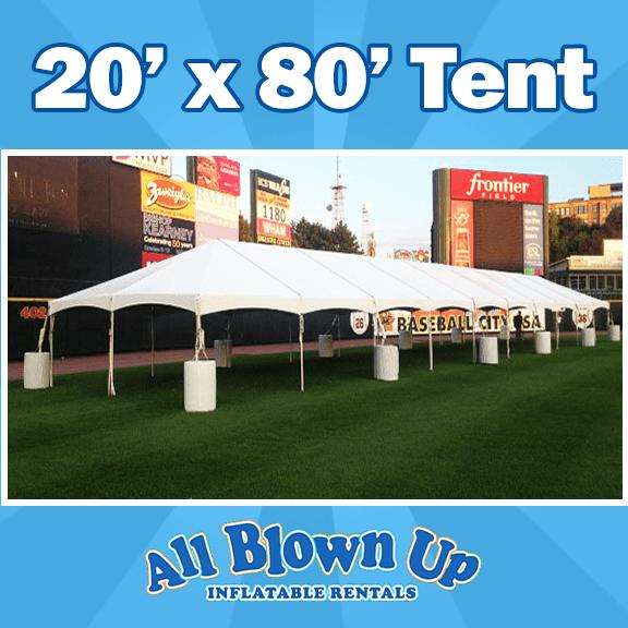 Outdoor tent, outdoor tent rental, rental tent, tent rental, 20x80 tent