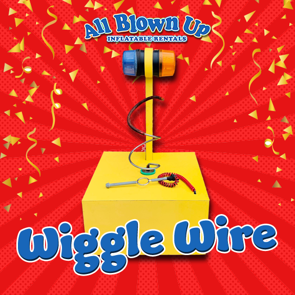 Wiggle Wire, Carnival games, carnival rental
