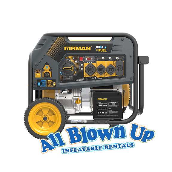 Generator, easy generator, gasoline generator, 9400 watt generator