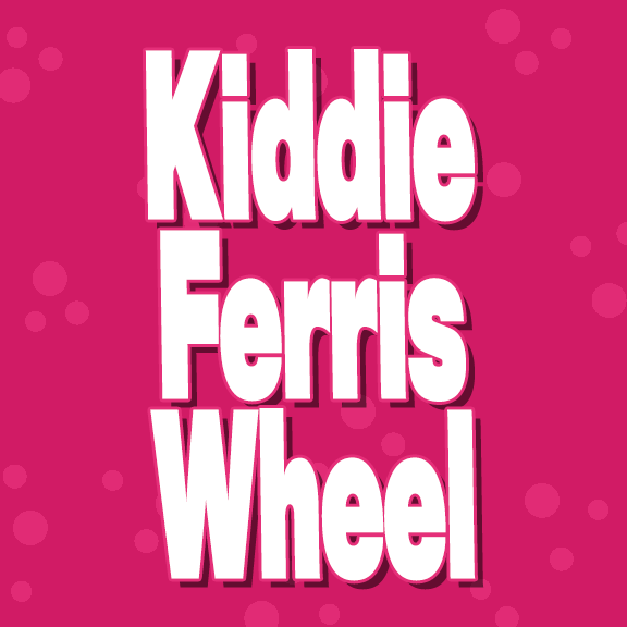 kiddie ferris wheel, ferris wheel, festival, fair, circus, amusement, amusement ride, ride, party, picnic, spin, twist, twirl, rotate, carnival ride, carnival rides, carnival ride rental, amusement ride rental, carnival