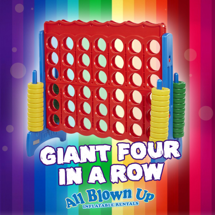 Giant Four in a Row