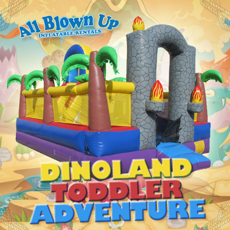 Dinoland Toddler Adventure