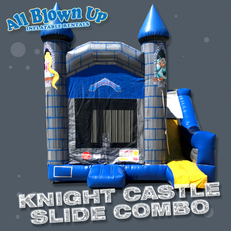 Knight Castle Slide Combo