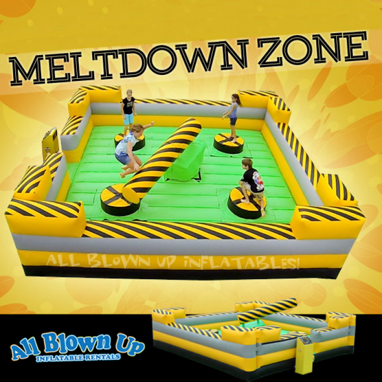 Meltdown Zone (4 Person)