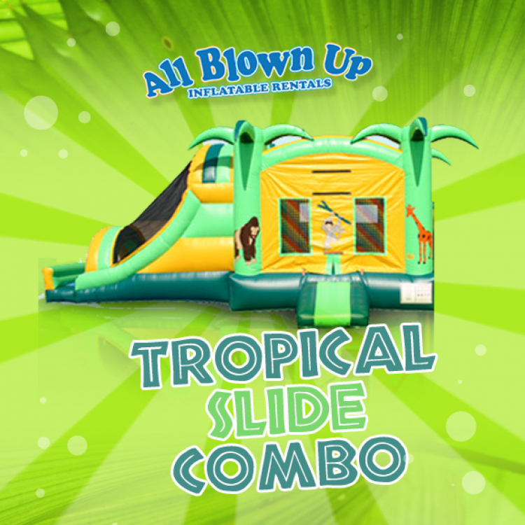 Tropical Slide Combo