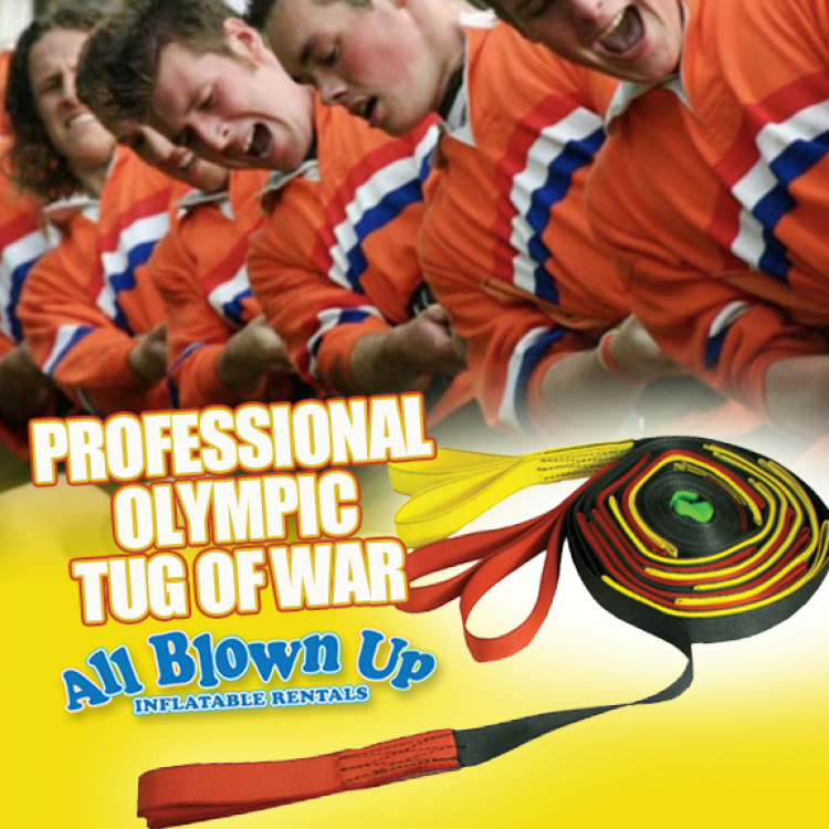 Professional Olympic Tug of War