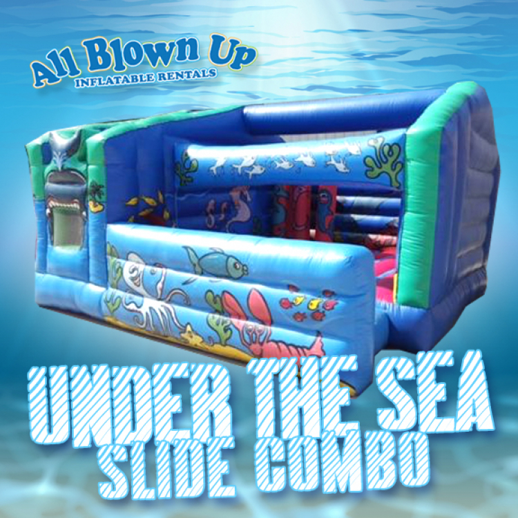 Under the Sea Slide Combo