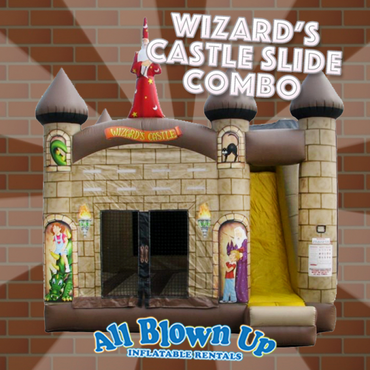 Wizard's Castle Slide Combo