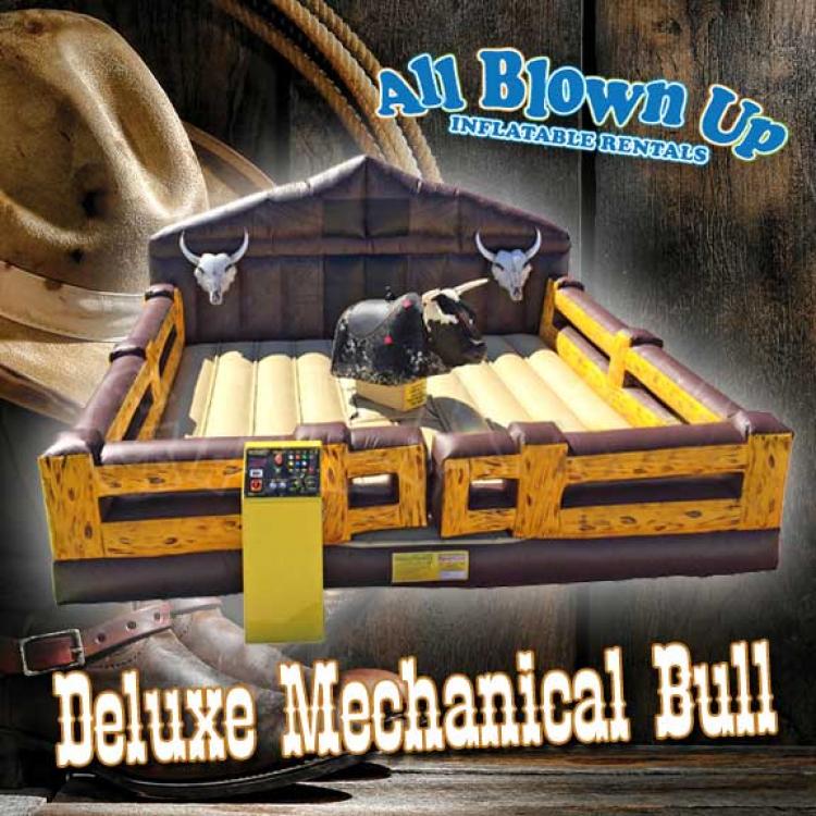 Deluxe Mechanical Bull