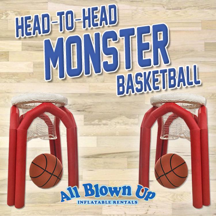 Head to Head Monster Basketball
