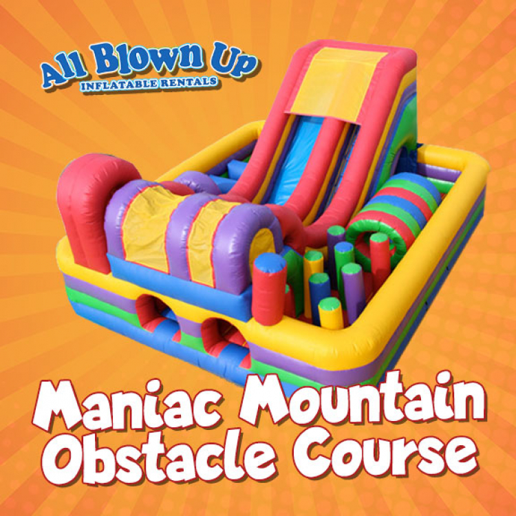 Maniac Mountain Obstacle Course