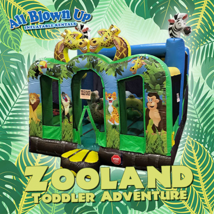 Zooland Toddler Adventure