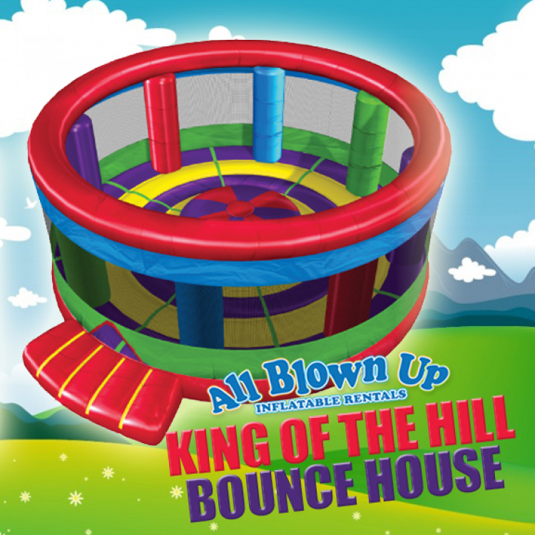 King of the Hill Bounce House