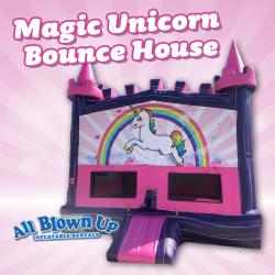 Magic Unicorn Banner