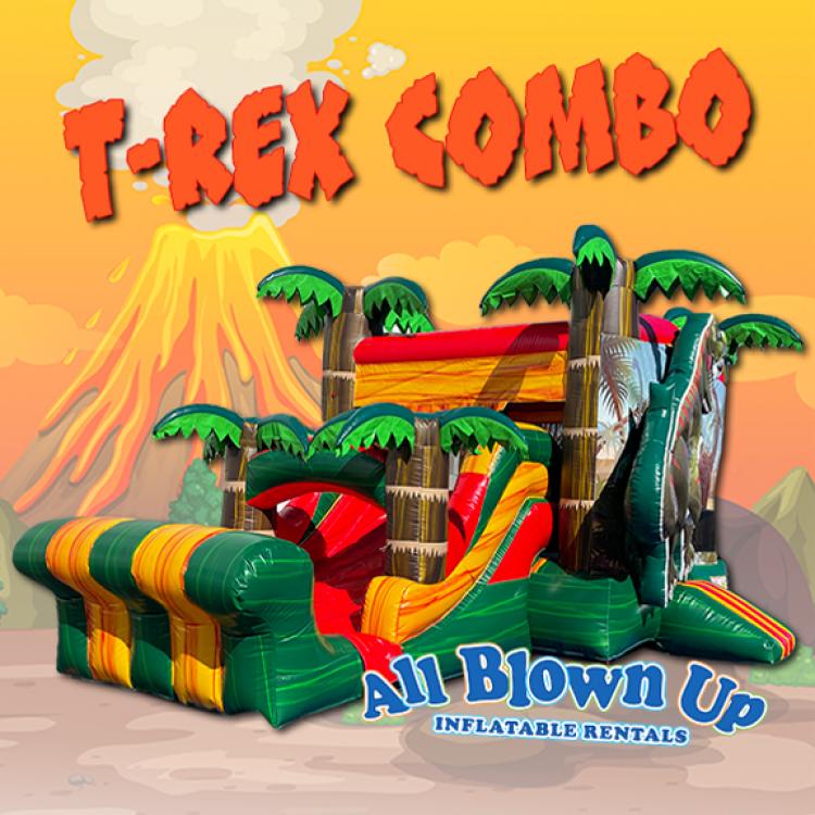 T-Rex Slide Combo