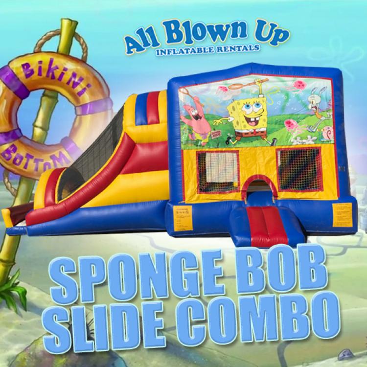 Spongebob Slide Combo